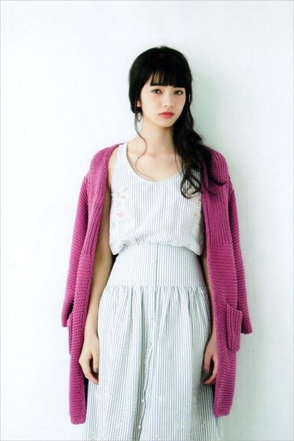 小松菜奈はもちろん服・髪型かわいい