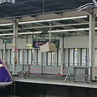 【撮り鉄】東北新幹線 宇都宮駅 撮り鉄立ち入りで非常停止!「撮り鉄のせいで宇都宮で新幹線がずっと止まってる。死ね。」
