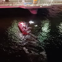 【水難事故】東京都江東区新大橋で水難事故発生!「新大橋で誰か川に飛び込みしたのか..救助隊、警察車両めっちゃ来てるやん….」