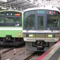 【人身事故】JR大和路線 柏原駅で人身事故発生!「接触して倒れたんかな。倒れてた人ピクリともしてなかったけど」