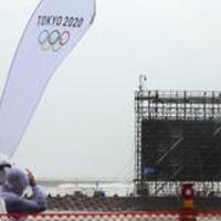 【悲報】東京五輪サーフィン 台風接近中でも競技実施ww「稲村ジェーンか!」