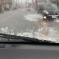 【悲報】ゲリラ豪雨で千葉県で柏市を中心に冠水!東武野田線 新柏駅や道路が水没!「柏スゴイ 危険だわ」