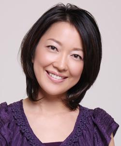 ニッコリ笑顔の羽田美智子