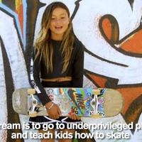【動画】東京五輪 天才スケートボード少女、スカイブラウンちゃんがケタ外れに可愛いと話題に!「スカイ・ブラウンちゃん、宮崎生まれなのか!!」