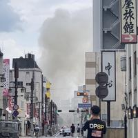 【火災】栃木県宇都宮市 オリオン通り付近で火事発生!「宇都宮いるんだけど近くで火事起こってけむりやばい」