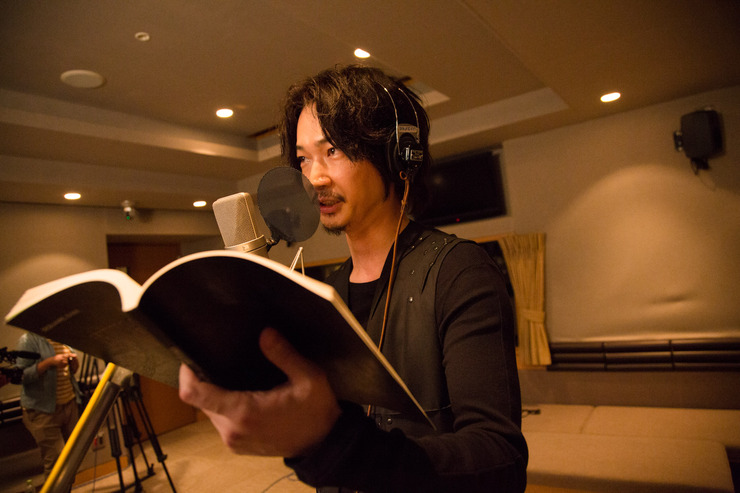綾野剛と忽那汐里 映画「FF15」で声優 ファンからはやめてくれと悲鳴