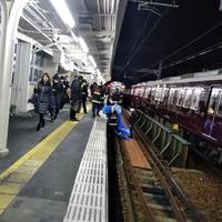 【人身事故】JR神戸線 芦屋駅~甲南山手駅間で人身事故「警察来たこんなに人身事故に近いところで起きたのは初めてだったので驚き」