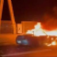 【火災】圏央道 海老名IC付近で車両火災発生!「圏央道の海老名JCTの近く 車が炎上してる」「圏央道で火災えぐい」
