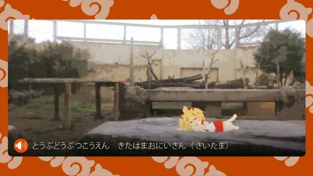 6話A:東武動物公園 ライオン