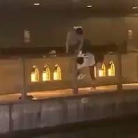 【動画】大阪 道頓堀 突き落とし殺人事件 犯人の犯行時の動画が流出! ライブカメラも!被害者が落とされる瞬間の動画がSNSで拡散!「道頓堀突き落としの動画見たけどエグイな。 殺す気満々やん。」