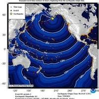 【地震】米アラスカ州 アリューシャンで大きな地震発生!マグニチュード8.1 津波発生の可能性あり!「8.1はただじゃ済まなそう」「これはオリンピックの中継どころではないはず」