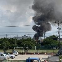 【火災】新潟県燕市で火事発生!「燕市です、、、火事… 分水、三条からも消防車が来ています」