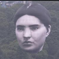 【画像】東京の空に「巨大な人の顔」人面気球が現れ話題に!「女型の巨人」「伊藤潤二の首吊り気球にしかみえない! 」