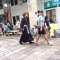 【目撃情報】相模大野駅付近のコリドー通りで福士蒼汰がBLEACH実写版の撮影
