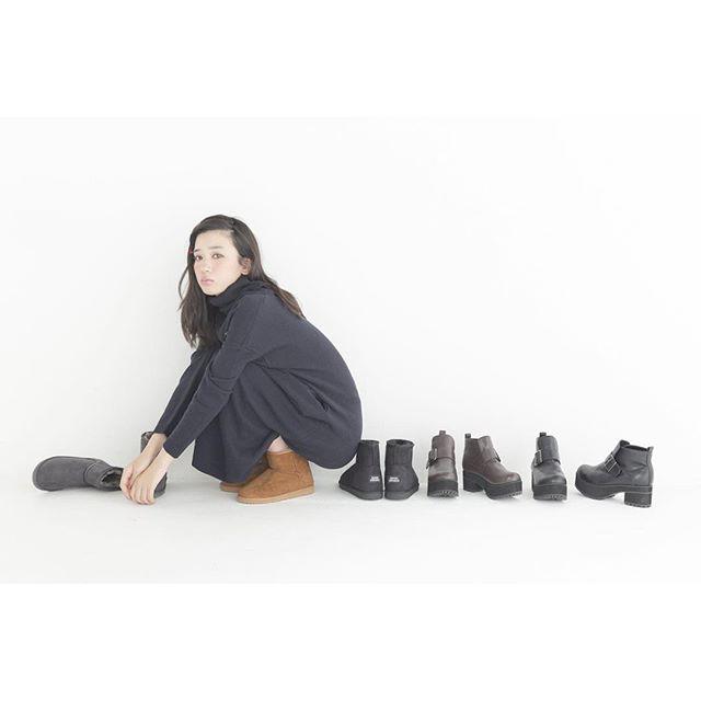 靴の永野芽郁