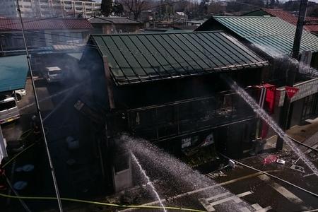 【火災情報】上野原市の成田屋食堂が全焼する大火事 山梨県上野原市上野原まとめのカテゴリ一覧まとめまとめについて関連サイト一覧