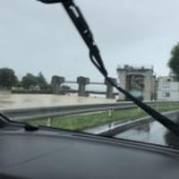 【氾濫】長野県 諏訪湖の釜口水門がフルオープン!「諏訪湖、MAX放流しても湖面水位が上がり続けている!」